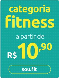 Produtos Fitness a partir de apenas R$ 10,90