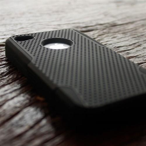 Capa Case de Silicone Iphone 4, 4G e 4S - Máxima proteção