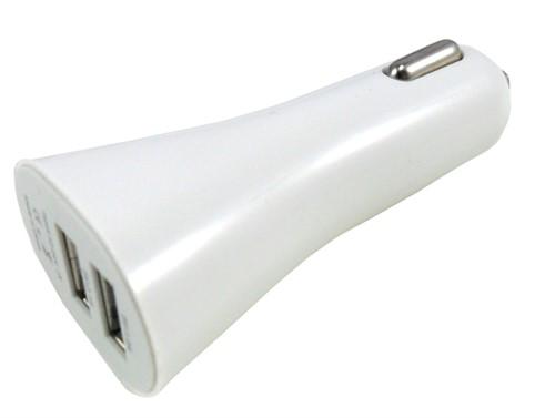 Carregador Veicular 3.1 Amperes 2 Portas USB