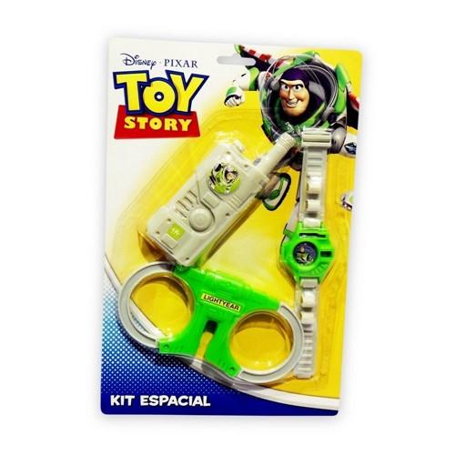 Kit Espacial Toy Story - Original - Toyng Brinquedos