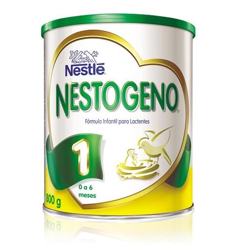 Leite Nestogeno 1 800g 0 a 6 Meses Kit com 3 latas