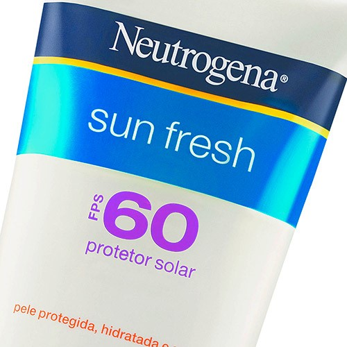 Neutrogena Sun Fresh Fps 60 Corpo 120ml
