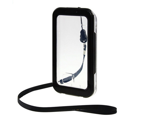 Capa Case Waterproof Prova D'água – Iphone 4, 4s, 5, 5s