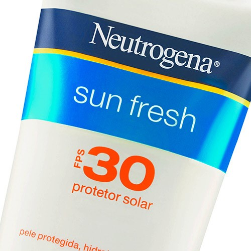 Protetor Solar Neutrogena Sun Fresh Fps 30 Corpo 200ml
