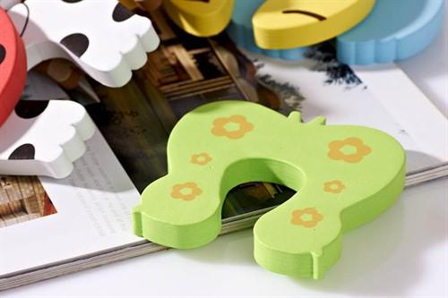 Protetor de Dedos Bebê de Porta Salva Dedos - Kit com 5 pçs