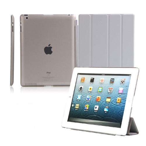 Smart Case Ipad 2, 3 E 4 - Capa Traseira + Case Flip
