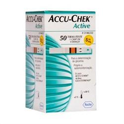 Tira Accu Chek Active (50 Tiras)