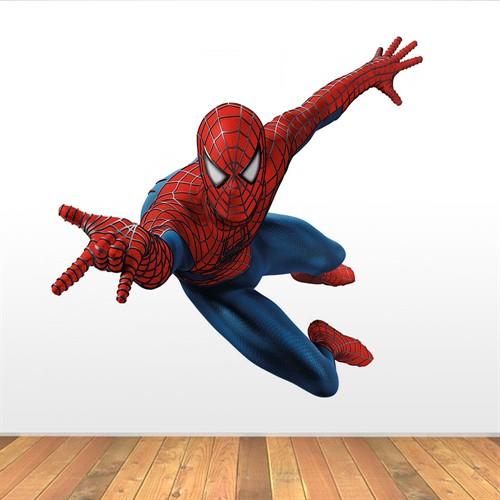 Adesivo De Parede Decorativo Homem-Aranha Spider Man