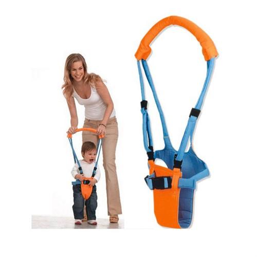 Andador Portátil Suspenso para Bebês - Primeiros Passos