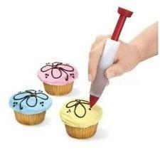 Caneta Para Decorar Bolos, Cupcakes, Pães, Biscoitos