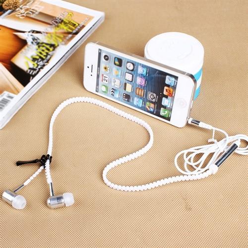 Fone de Ouvido Zipper com Microfone Integrado