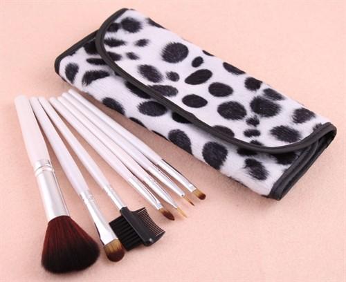 Kit Completo Pincel / Brochas para Maquiagem - 7 peças