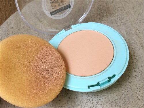 Maybelline Pure Makeup Pó Compacto 13g Natural