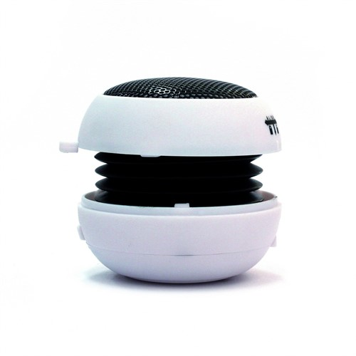 Mini Speaker Hamburger Mini Caixa De Som Portátil de Bolso