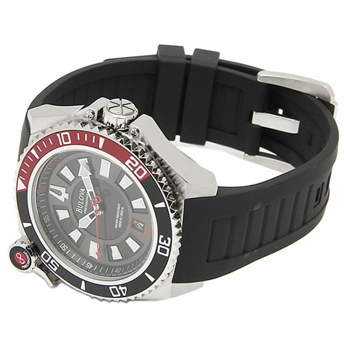 Bulova Precisionist Catamount Men's Date Dive Watch - 98B166