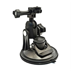 Acessório de Sucção Externo Câmeras de Ação Xtrax GoPro