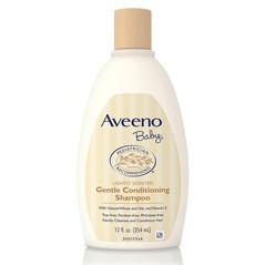 Aveeno Baby Shampoo Condicionante Fragrância Suave 354ml