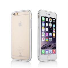 Capa Case Baseus Crystal Series iPhone 6 4.7 Alumínio