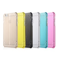 Capa Case Baseus Shell Relevo iPhone 6 4.7 Slim