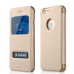 Capa Case Flip Baseus Pure View iPhone 6 4.7 Suporte