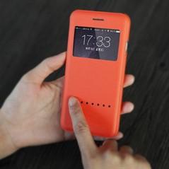 Capa Case Flip Rock Rapid Series iPhone 6 / 6s 4.7
