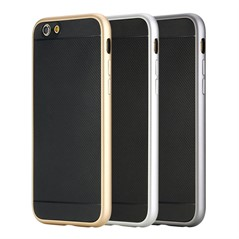 Capa Case Rock Black Kani Series iPhone 6/6s Alumínio