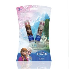 Kit Batom Frozen Original Disney Elsa e Anna - 2 unidades