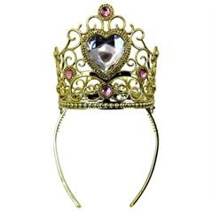 Coroa Princesas Super Luxo Rubies