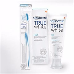 Creme Dental Sensodyne 100g + Escova True White