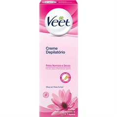 Creme Depilatorio Veet Pele Normal 100ml