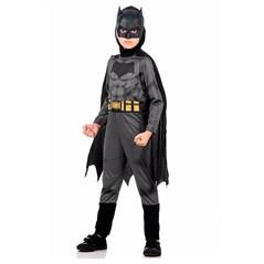 Fantasia Batman Longa Infantil Sulamericana 22890