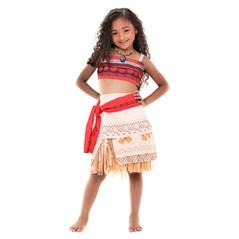 Fantasia Infantil Moana Clássica Rubies Original Disney