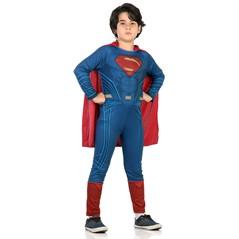 Fantasia Super-homem Superman Longa Infantil Sulamericana