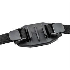 Fita para Capacete Ventilado B20 Câmeras de Ação Xtrax GoPro