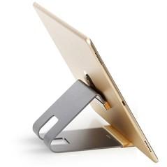 Suporte Stand de Mesa para Ipad Rock Tablet Alumínio