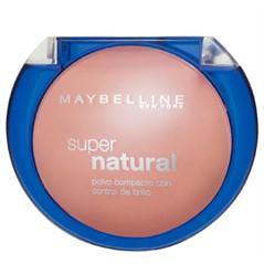 Maybelline Super Natural 04 Caribe - Pó Compacto 12g