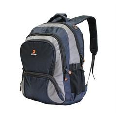 """Mochila para Notebook de até 15,6"""" e Tablet 1102-B- Geo Bags"""
