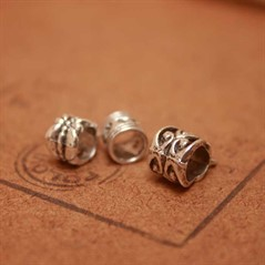 Pingentes de Prata Estilo Pandora - Kit com 3 unidades