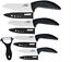 Jogo de facas de cerâmica para cozinha de alta resistência
