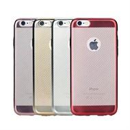 Capa Case Rock Flame Slim Iphone 6/6s Transparente