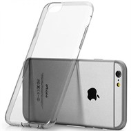 Capa Case Rock TPU Ultra-fina para Iphone 6/6s Transparente