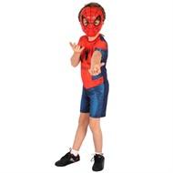 Fantasia Homem-Aranha Spiderman Infantil Luxo Rubies