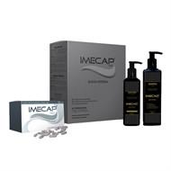 Imecap Hair Queda Intensa Kit (Shampoo + Loção + 30 Cap)