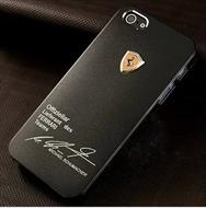 Capa Case Ferrari Schumacher Iphone 5 e 5S - Preta