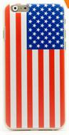 Case Capa Iphone 6 4.7 - Bandeira dos Estados Unidos