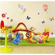 Adesivo de Parede Ursinho Puff Mural De Parede Infantil