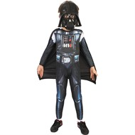 Fantasia Darth Vader Star Wars Infantil Original Rubies
