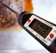 Termômetro Digital de Cozinha, Carne, Churrasco