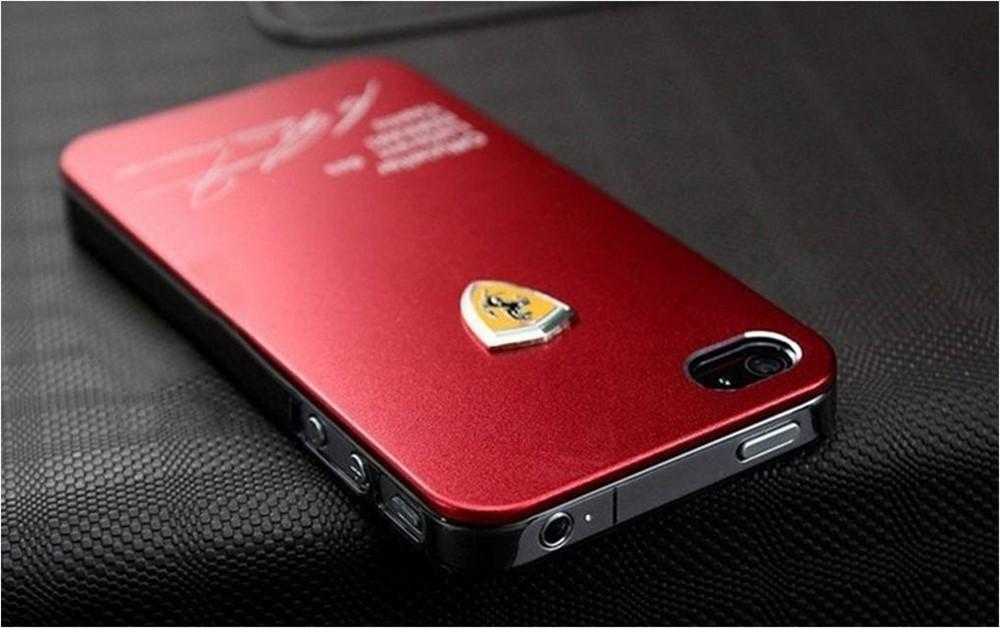 Capa Case Ferrari Schumacher Iphone 4/4s/4gs Gru00e1tis Pelu00edcula