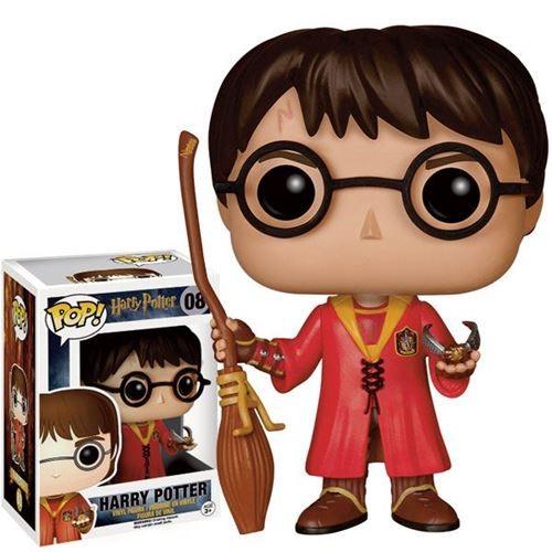 Harry Potter Quadriboll - Funko POP Filmes - EXCLUSIVO